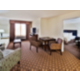 The living room of our spacious Suite.