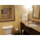 Our standard Guest Bathroom.