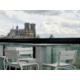 Top floor terrasse