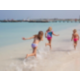 The beach at Holiday Inn Resorts in Aruba