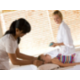 Tea Tree Spa mother and daughter treatment.