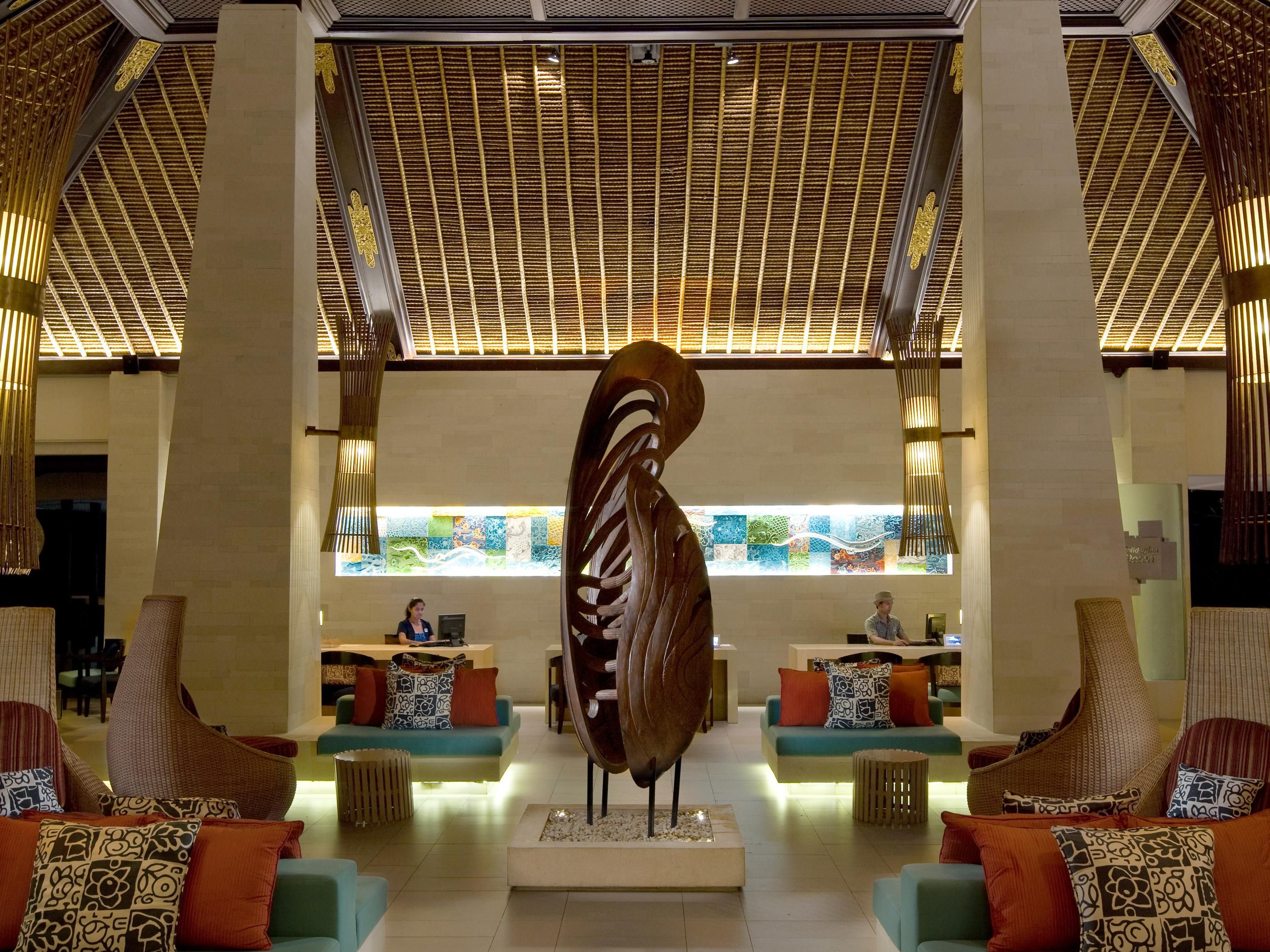Front Desk - Holiday Inn Resort® Baruna Bali