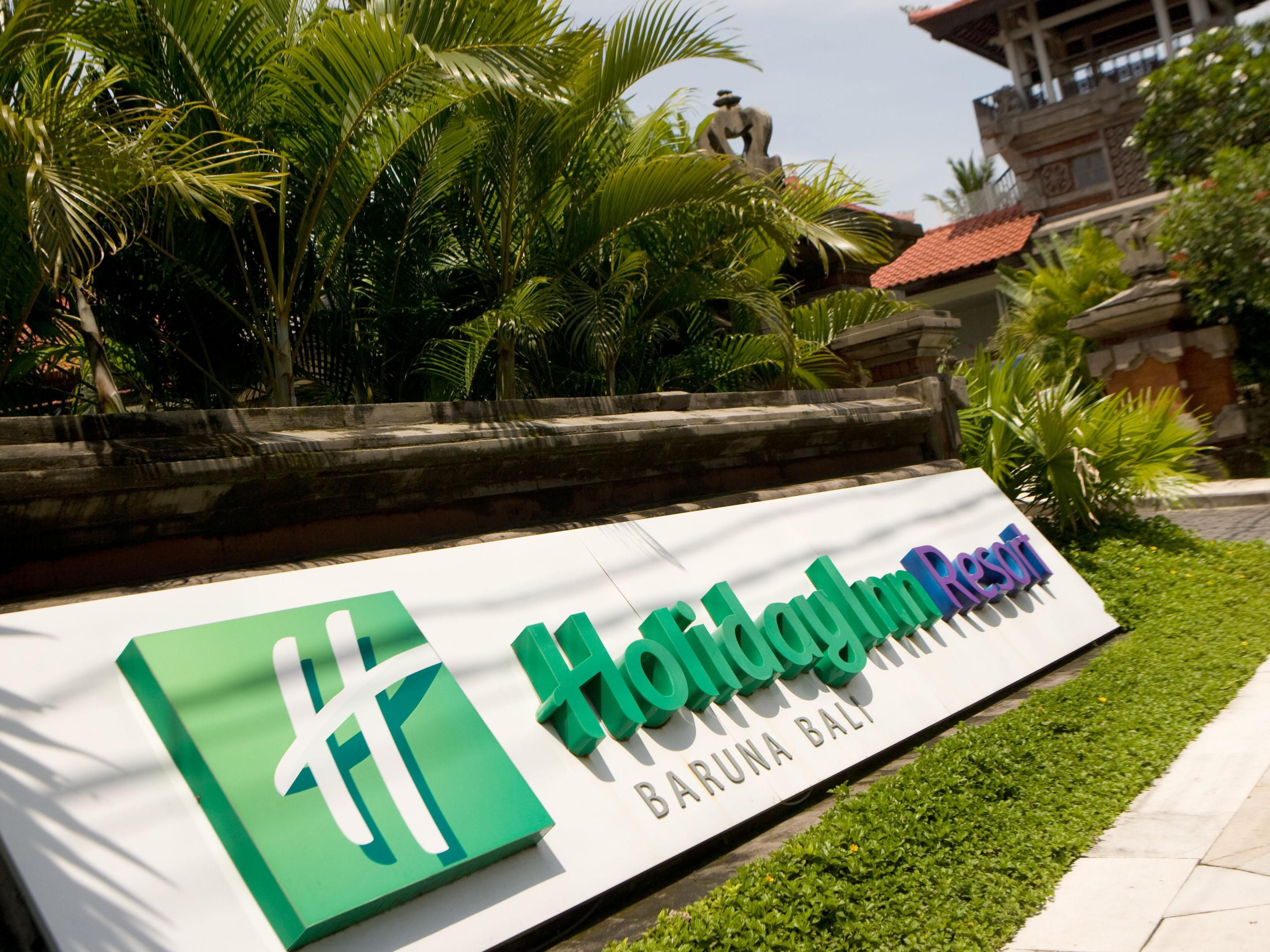 Entrance - Holiday Inn Resort® Baruna Bali
