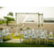 Bali Beachfront Wedding Set Up