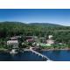 The beautiful Holiday Inn Bar Harbor on Frenchmans Bay