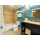 Standard Guest Bathroom Ocean Front Room Vanity and Shower/Tub