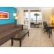 King Oceanfront Suite Living Area Facing Atlantic Ocean