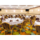 1,200 sq.ft. Atlantic Room accommodates up to 70 in Rounds of 8