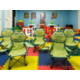 Fun Kid-Size Chairs in our Recreation Center