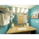 Oceanfront Double Queen Suite Bathroom Vanity