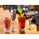 Enjoy a variety of refreshing cocktails in our H2O Bar and Grill
