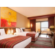 Luxury, comfort and convenience are the hallmarks of our guestroom
