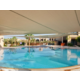 Shaded Kids pool for the little ones to splash away in safety