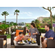 Enjoy dining with your family in the comfort of our resort