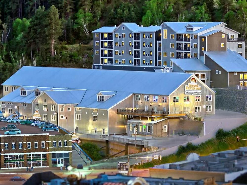 Deadwood Mountain Grand a Holiday Inn Resort