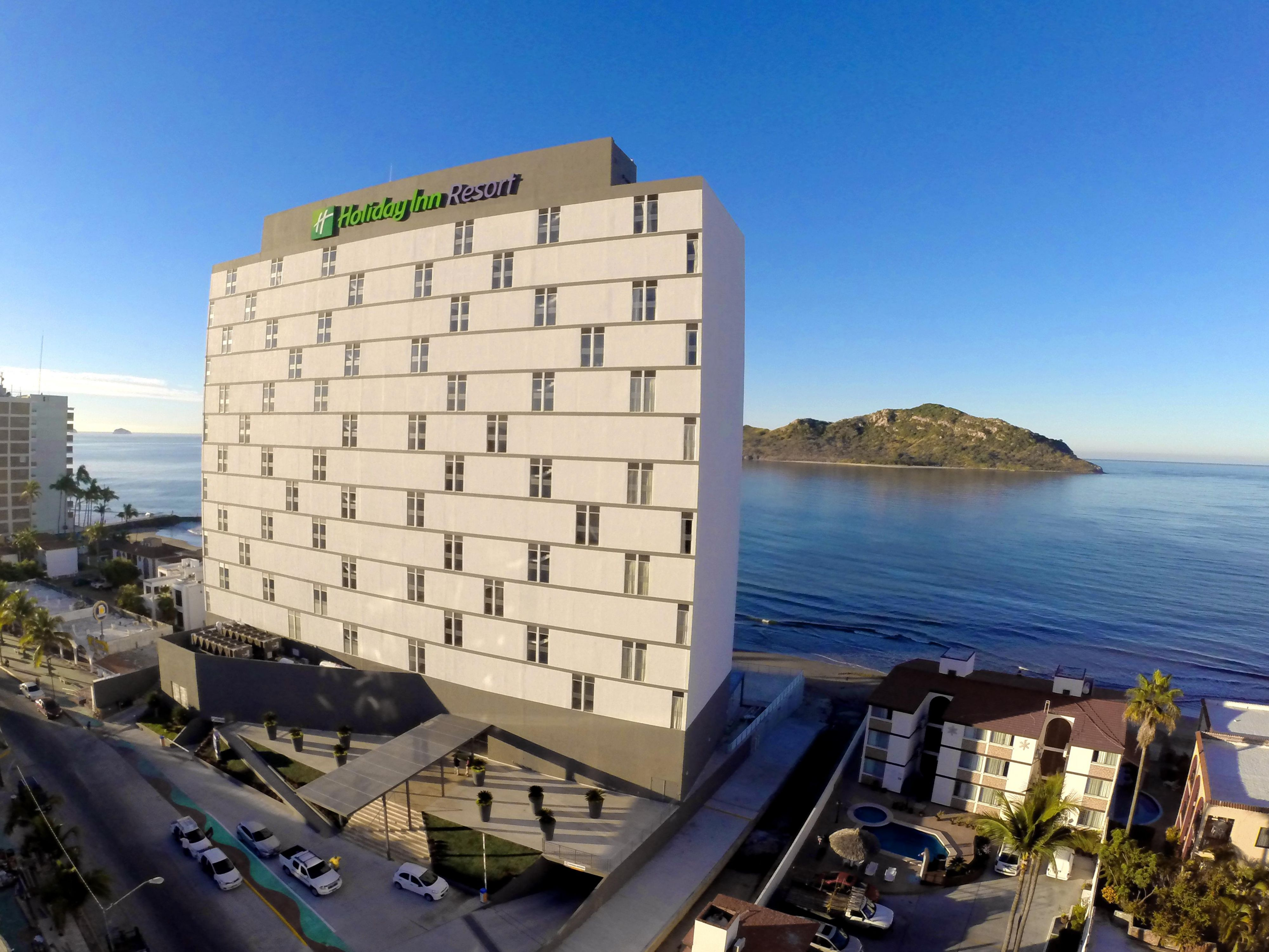 Holiday inn resort mazatlan hotel by ihg for Hotel en celestino gasca sinaloa