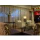 Hotel Lobby at Dusk