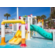 Aqualand gives the younger kids a safe place to cool off