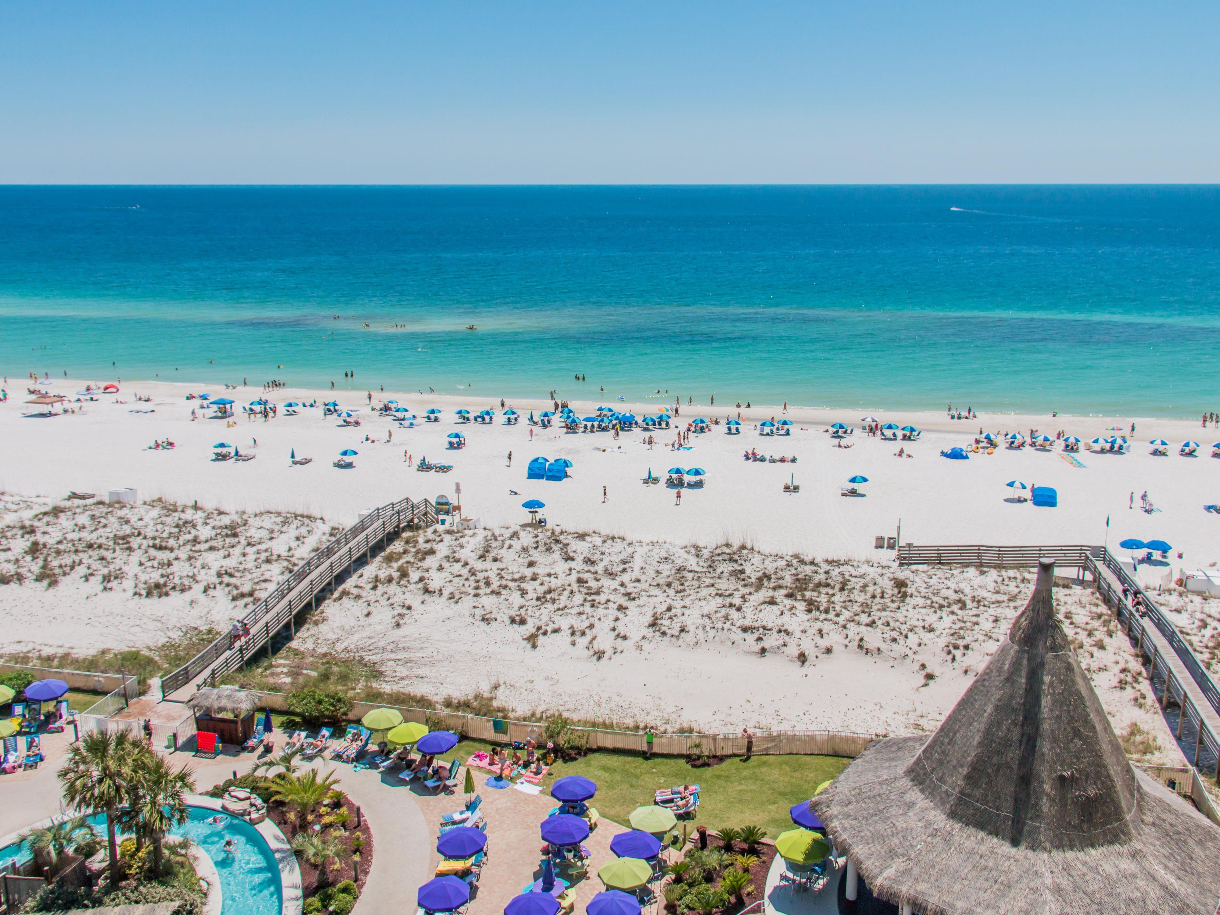 Holiday Inn Resort Pensacola Beach Gulf Front Hotel By Ihg