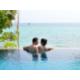 Holiday Inn Resort Infinity pool over looking the ocean