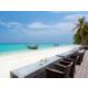 Beachfront Bar overlooking the sea