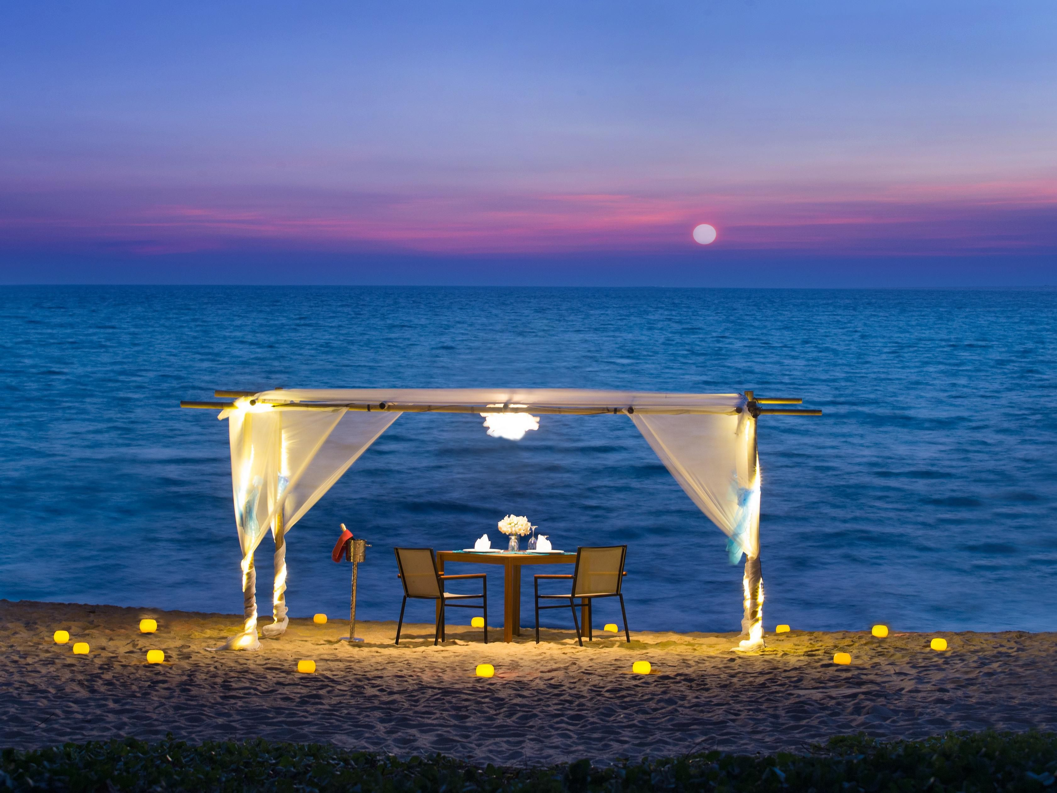 Private Romantic Dinner