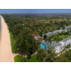 Resort overview with Mai Khao Beach