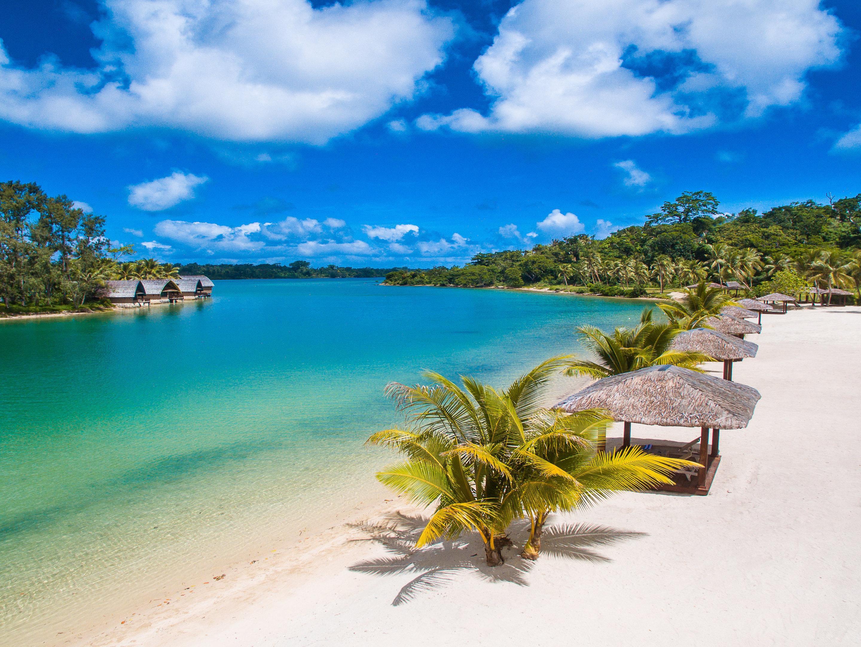 Resort Beach View