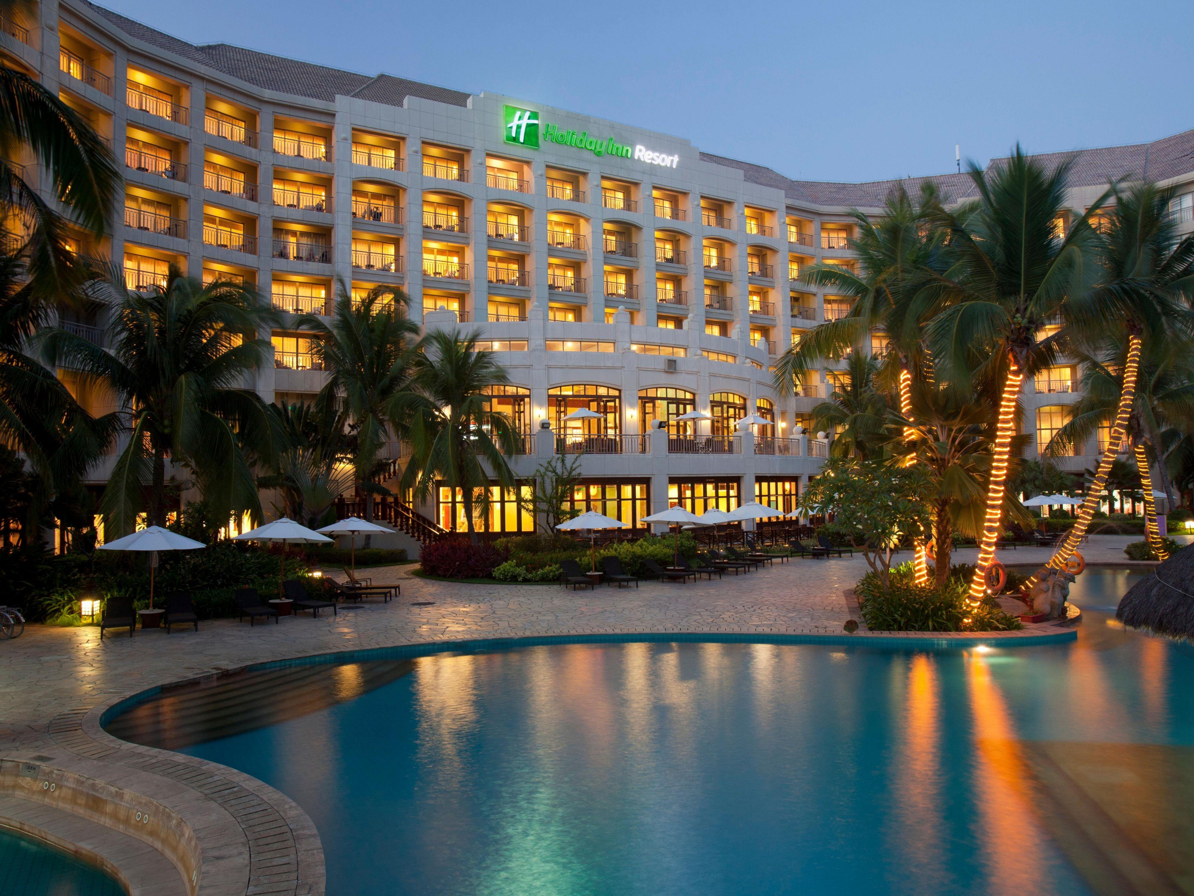 Sanya Holiday Resort: hotel in Sanya China   Sanya Holiday Inn Resort Logo