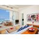 Seaview Overwater Pavillion Living Room