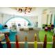 A view inside the Kandoo Kids Club.