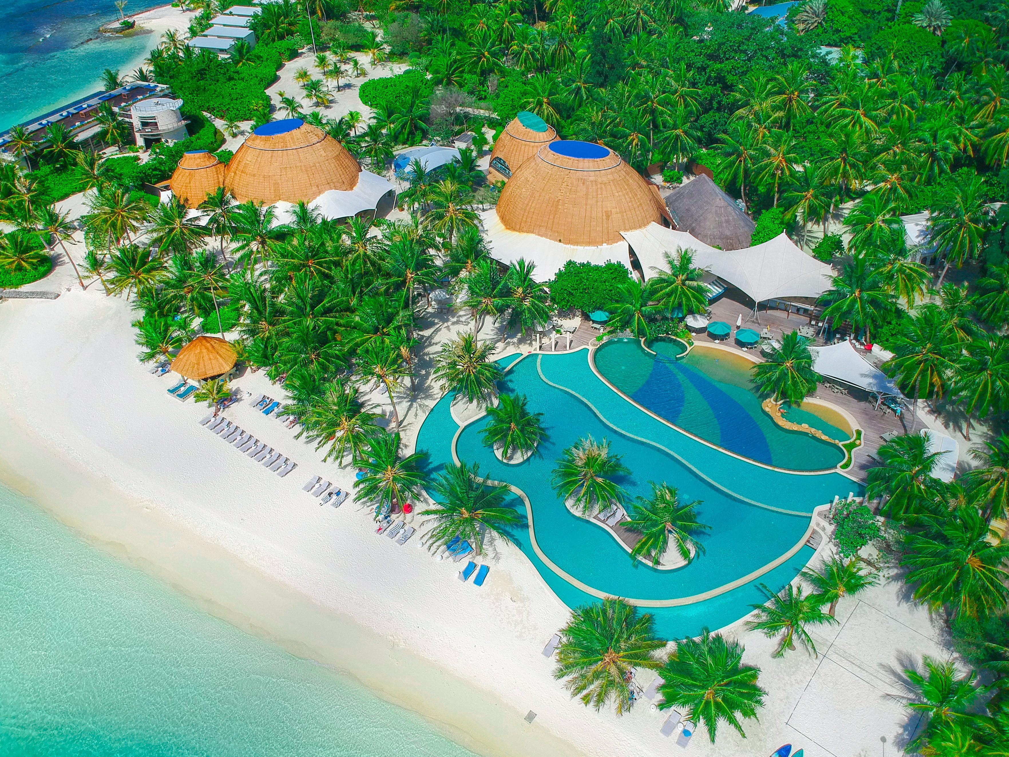 Holiday Inn Resort Kandooma Maldives Hotel By Ihg