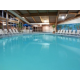 Enjoy the heated indoor Swimming Pool
