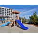 Kids of all ages will enjoy our oceanfront playground