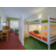 Family Suite with one Queen and bunk beds