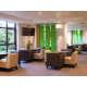 Have a cup of coffee/tea in our lounge at Holiday Inn
