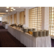 Buffets are available for any wedding or event