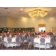 Grand Ballroom can accommodate dinner and silent auction tables