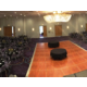 Our Grand Ballroom can accommodate up to 675 guests