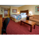 For business or pleasure, the stay will be memorable.