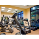 Get a great workout with state-of-the-art equipment.