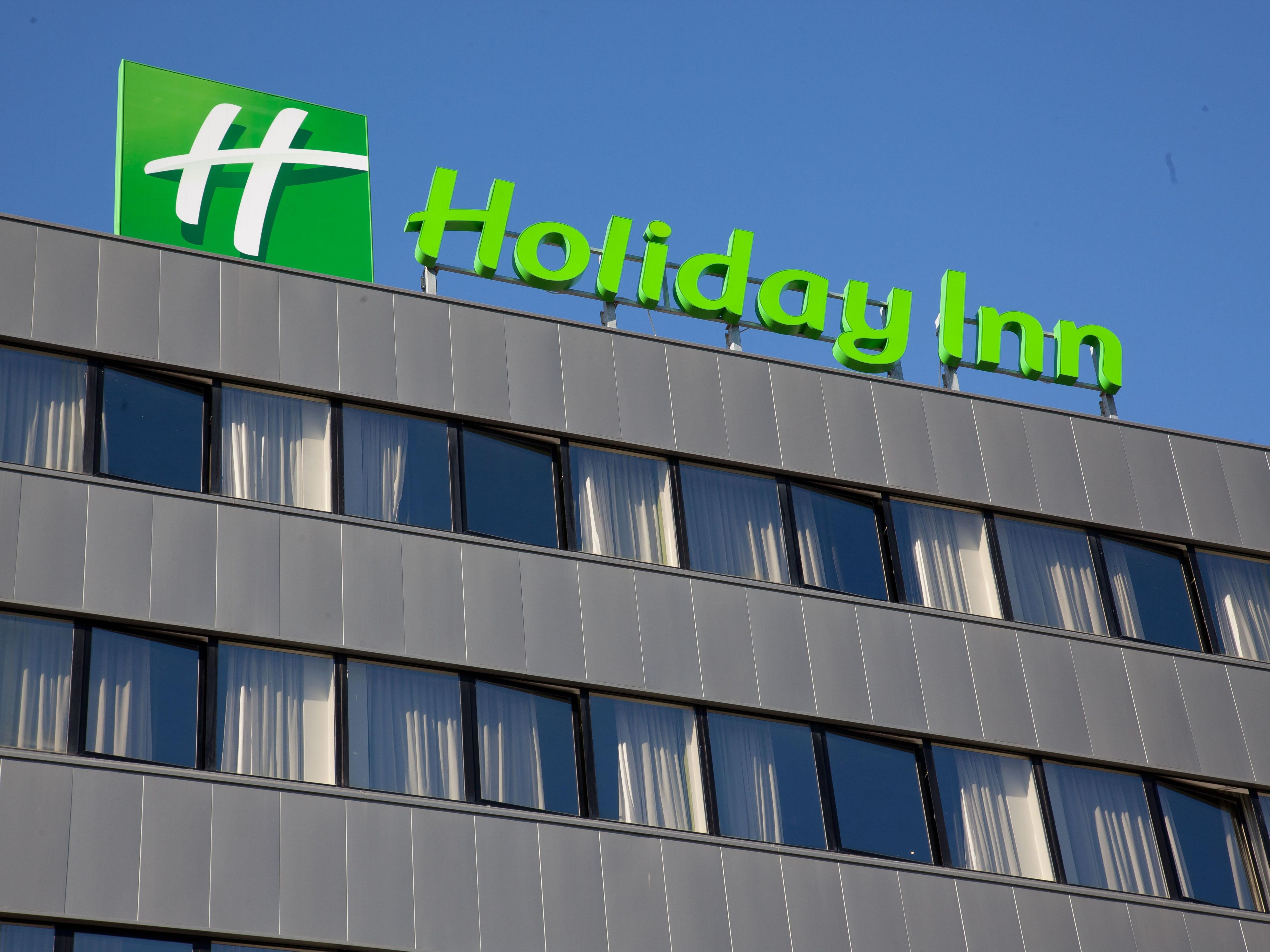 Holiday inn Rome - Pisana  Esterno