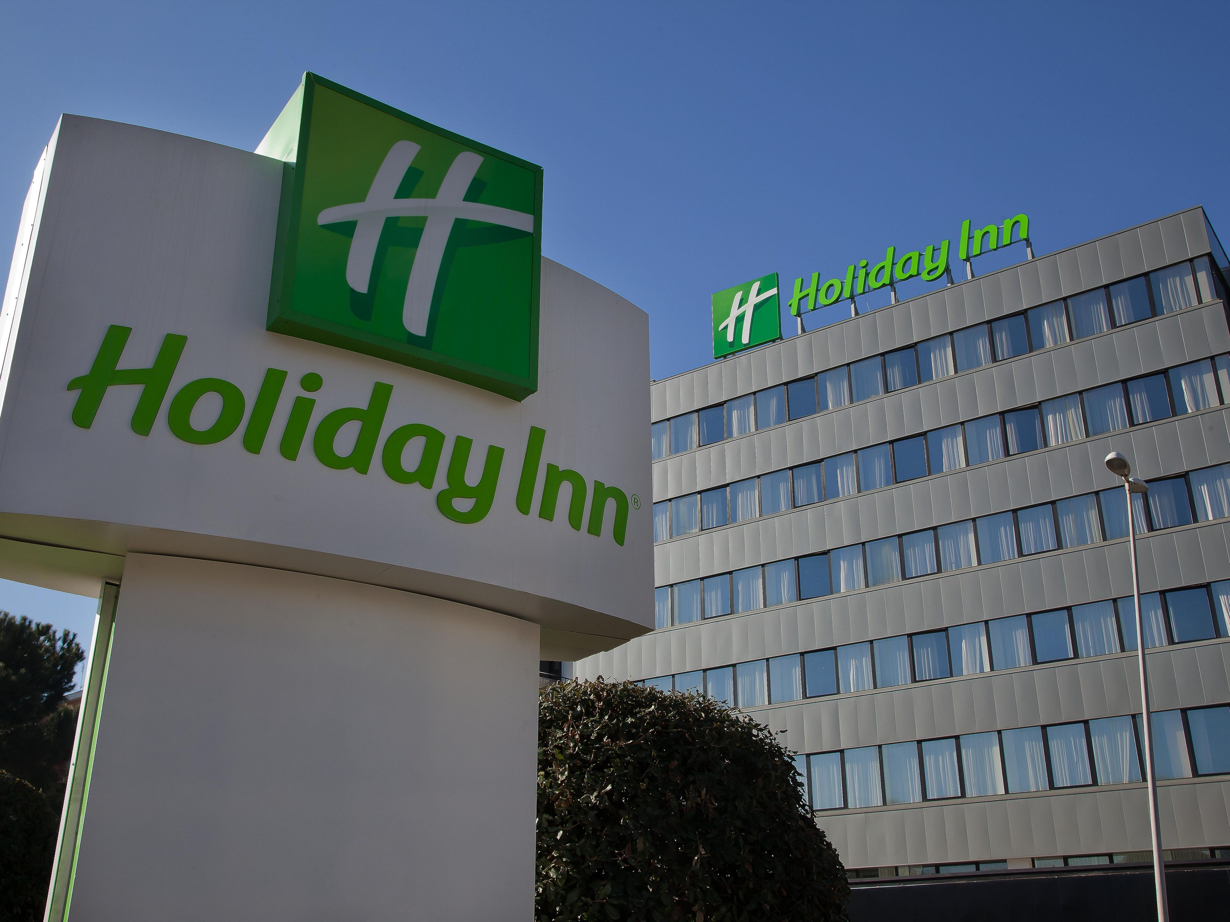 Holiday Inn Rome - Pisana  External
