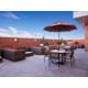 Guest Patio-Holiday Inn St George, Utah Hotel