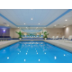 Indoor Heated Saltwater Swimming Pool