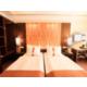 Ihr Zweibettzimmer mit den kuscheligen Kissenmenue
