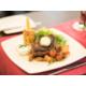 Enjoy international cuisine with spicy ingredients.