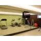 Moderne Cardiogeräte warten auf intensive Trainingseinheiten.