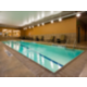 Our hotel features an indoor lap pool for year round recreation