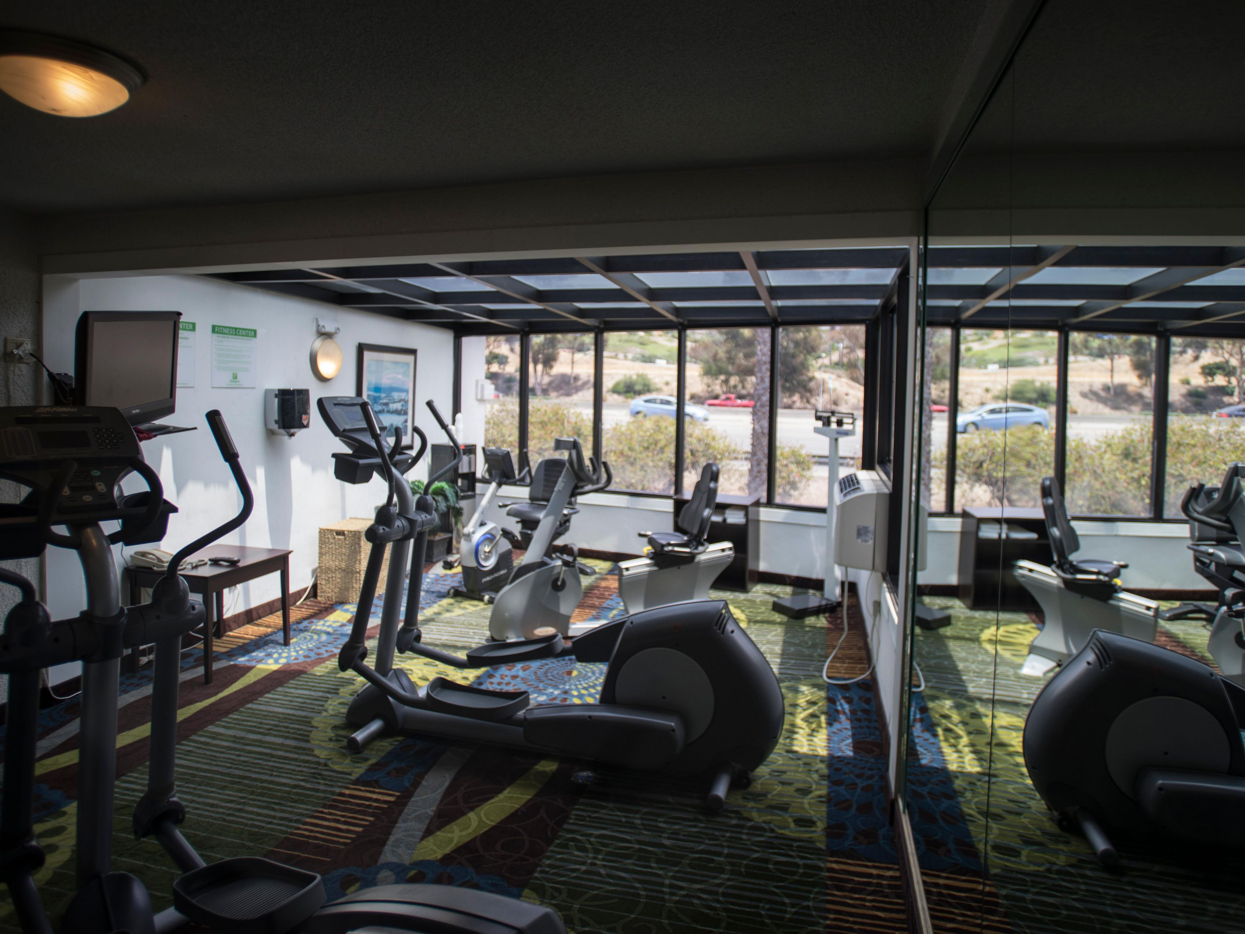 Fitness Center at Holiday Inn San Clemente